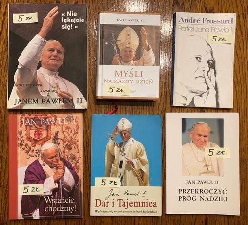 Książki religijne różne
