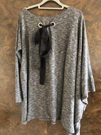 Sprzedam asymetryczny sweterek firmy taffi