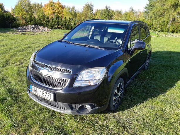 Chevrolet  Orlando 2.0 diesel 7os 163 km Automat