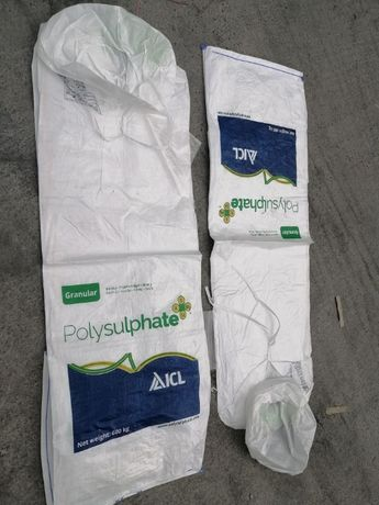 big bag bags 500 kg / jeden uchwyt / 143 cm wys. / Najlepsza Cena