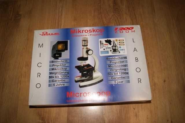 Mikroskop Nisual 1200