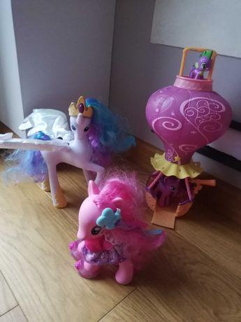 My Little Pony: balon(świeci) twilight,spike,pinkie pie,księżniczka