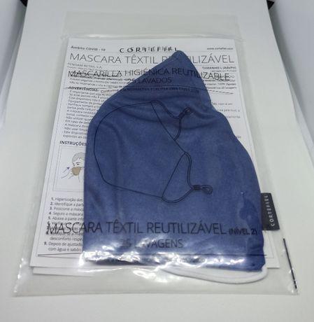 Máscara reutilizável Cortefiel - Portes Grátis