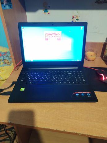 Игровой ноутбук Lenovo ideapad 100 Nvidia GeForce 920M 2Гб