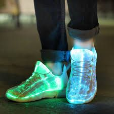 Nowe Buty z efektem świecenia r. 27 +USB Adidasy Snickersy Tenisówki