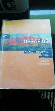 Desafios-Biologia e geologia 10ano