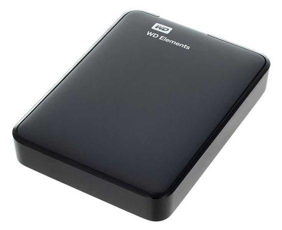 Western Digital Elements 2TB USB 3.0 External Black