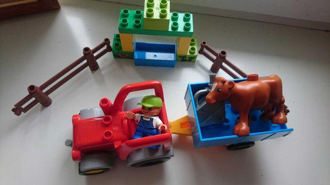 Lego Duplo моя ферма