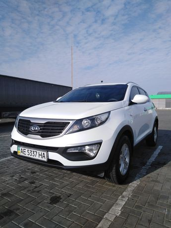 Kia Sportage Official 2012, 2.0l, газ/бензин