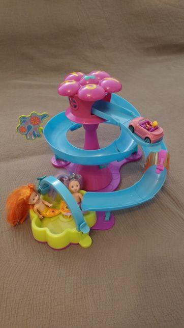 Parque aquático Polly Pocket