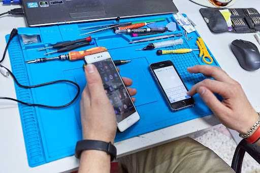Срочный ремонт мобильных телефонов