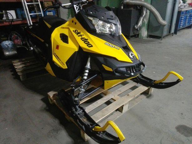 Skuter śnieżny, BRP Ski-doo 900 4T mxz rev XS 90hp