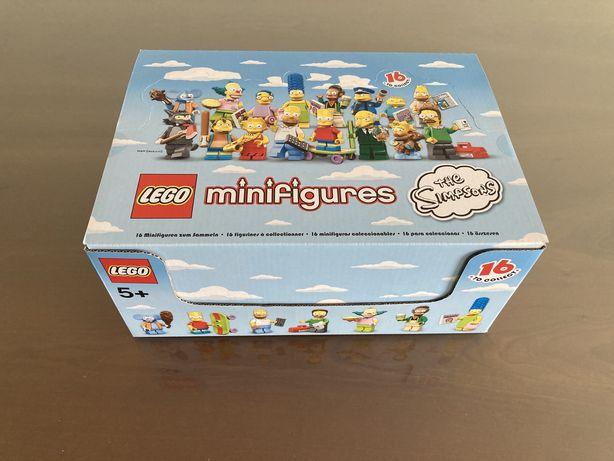 Lego Minifigurs Serie 1 Simpsons Box 60 und