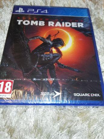 Tomb Raider na PS4-nowa zafoliowana!