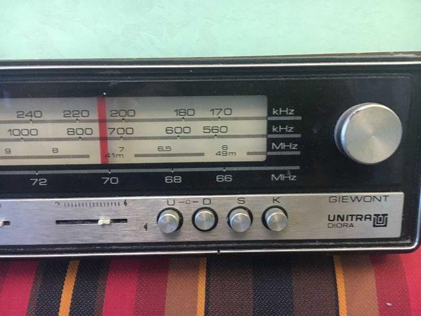 Radio Unitra Diora Giewont