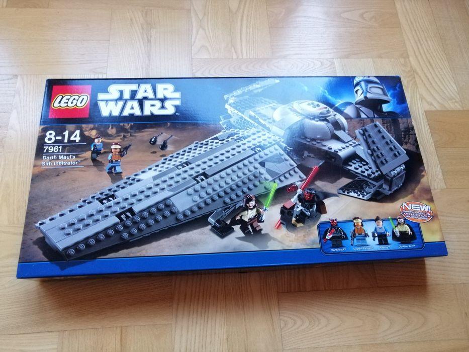 Lego Star Wars 7961 Darth Mauls Sith Infiltrator Olsztyn - image 1