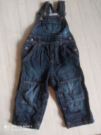Комбезы, комбинезоны джинсовые