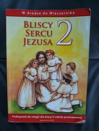 Podręcznik _książka do religi _ Bliscy Sercu Jezusa 2 _