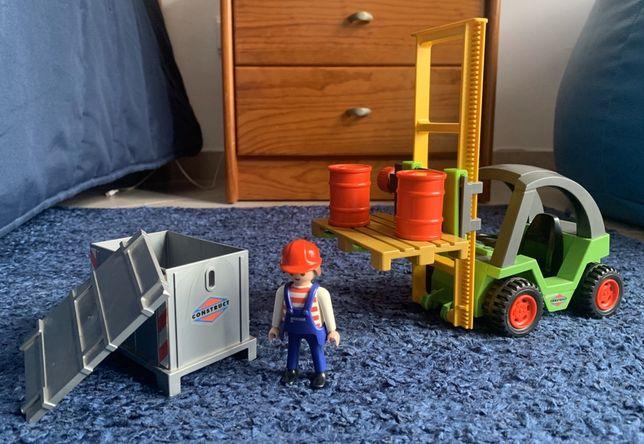 Playmobil Set 3003 - Empilhadora (Forklift)