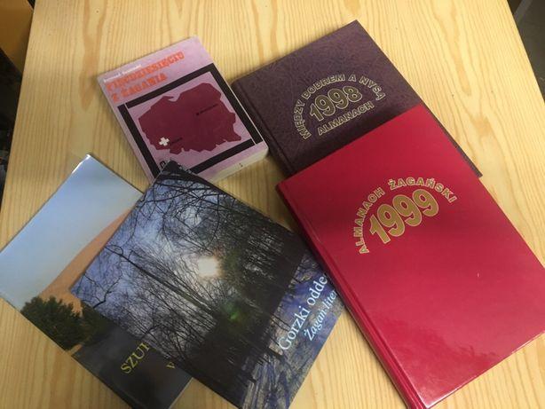 Książki o Żaganiu
