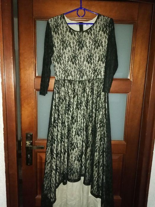 Sprzedam asymetryczną sukienke Aleksandrów - image 1