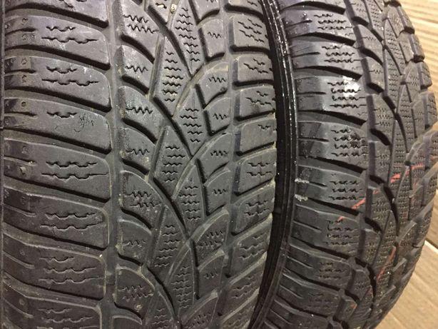 Зимние шины - резина б/у 185/65 R15 Dunlop Winter Sport 3D