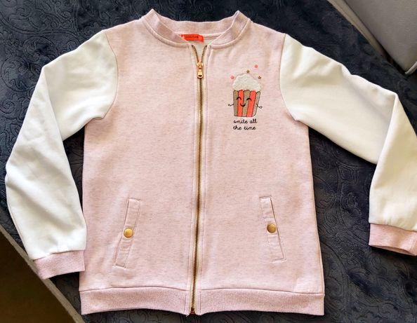 Bluza bejsbolówka dla Dziewczynki 152