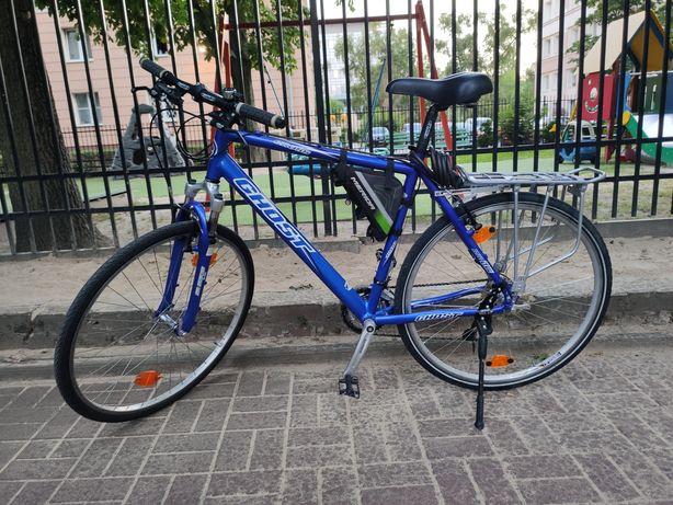 "Niemiecki Rower crossowy Ghost 21"""