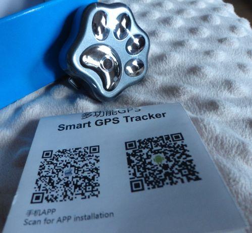 Localizador GPS/ GSM/ Wifi para animal de estimação (à prova de água)