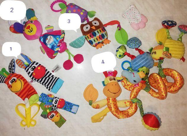 Игрушки детские в идеальном состоянии
