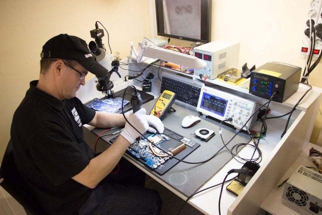 Мастер по ремонту компьютеров на дому
