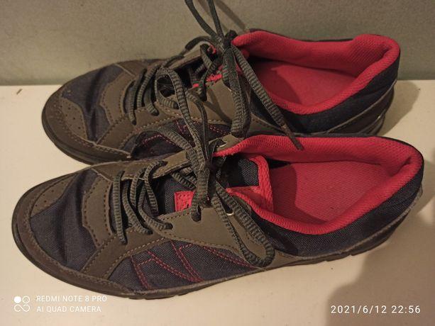 QUECHUA buty turystyczne NH100  damskie rozmiar 40 decathlon