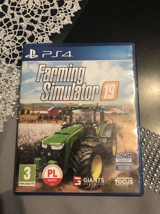 Farming Simulator 19 ps4 Nowy Targ - image 1