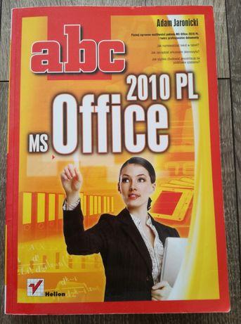 Książka Abc MS OFFICE 2010 PL