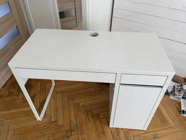 Biurko Ikea Micke białe