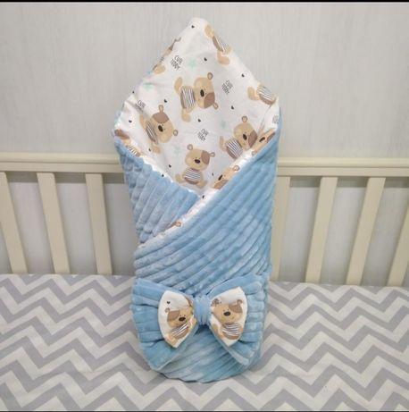Конверт одеялко подушечка