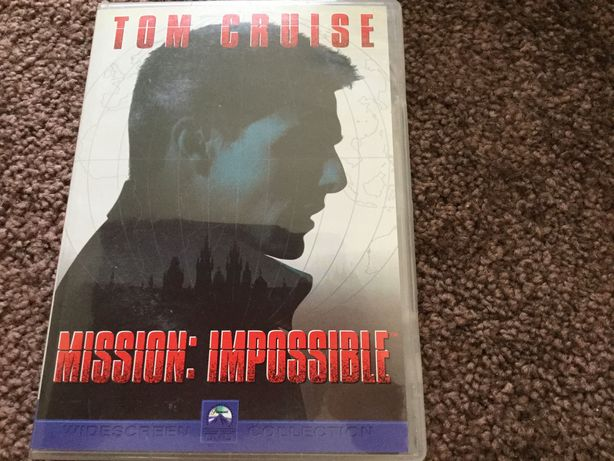 Mission Impossible, DVD