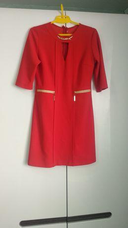 Сукня,червона сукня,плаття