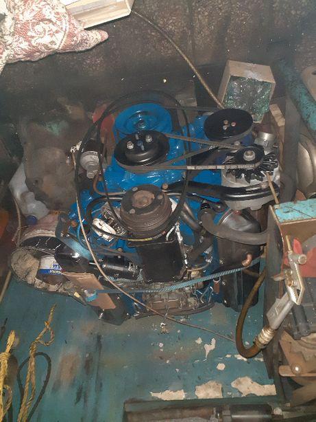 silnik ze skrzynia cadillac de ville 1969