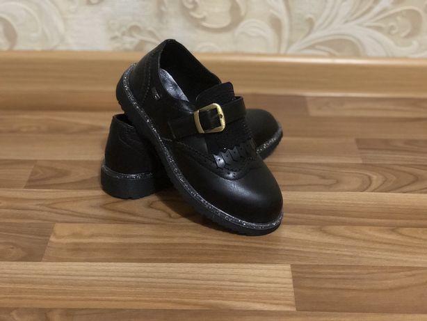 Туфли школьные,лоферы для девочки -33
