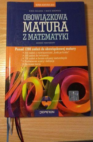 Matematyka MATURA podstawowa Repetytorium Operon