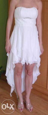 przepiękna suknia - ślub / wesele /poprawiny / i inne okazje