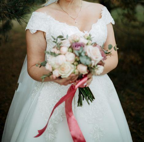 Чудова весільна сукня!
