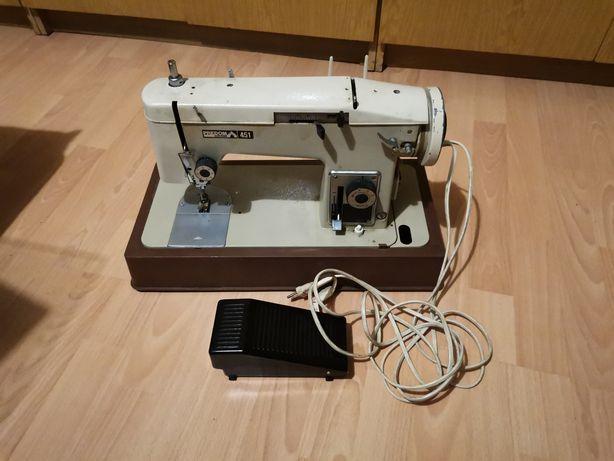 Maszyna do szycia Łucznik klasa 451 Oryginalne z roku 1978 roku