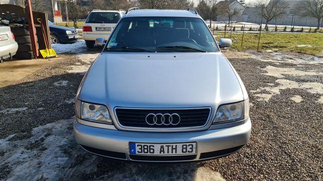 Audi A6 C4 1,8 ADR bez korozji! Stan bdb hak klimatyzacja