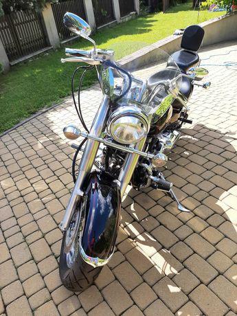 Yamaha v star 650