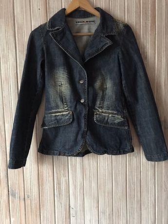 Marynarka jeans marki Tally Weijl rozmiar xs stan używana b.dobra