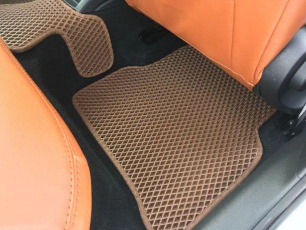 ЕВА коврики для Peugeot 107 308 406 407 508 607 + подпятник в подарок!
