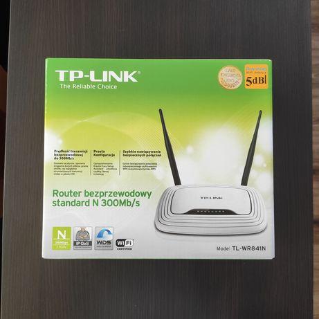 Router bezprzewodowy TP-LINK TL-WR841N(PL) Ver:9.1