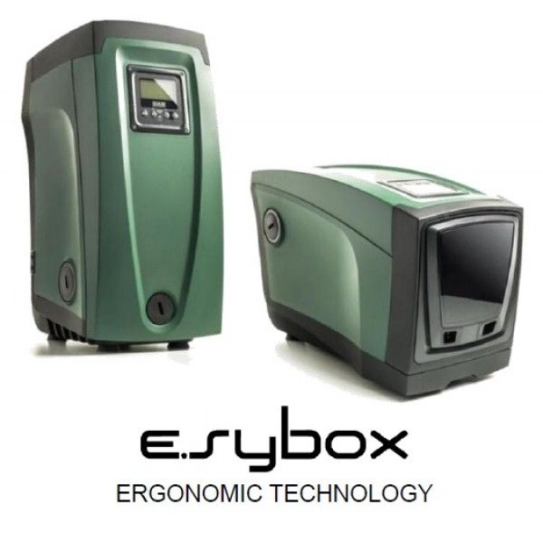Sistema de Pressurização Electrónico DAB